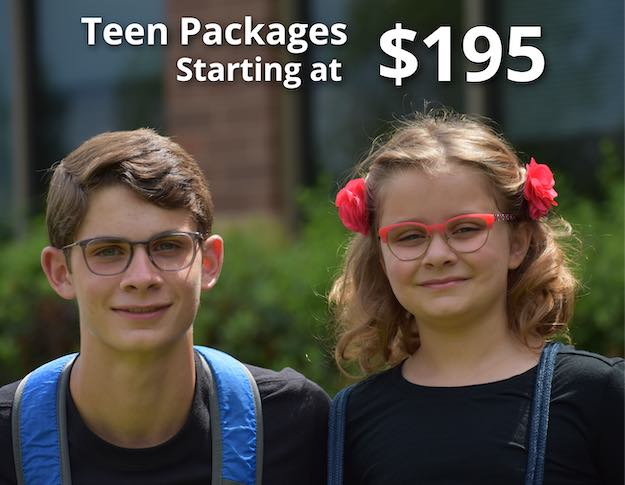 teen packages